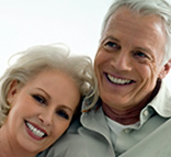 Full and partial dentures replace the missing teeth both aesthetically and functionally, providing support and restoring the smile.